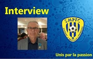 Charly interviewé par notre Directeur Sportif Christophe COURSIMAULT