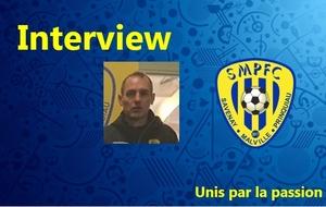 Stéphane interviewé par Christophe
